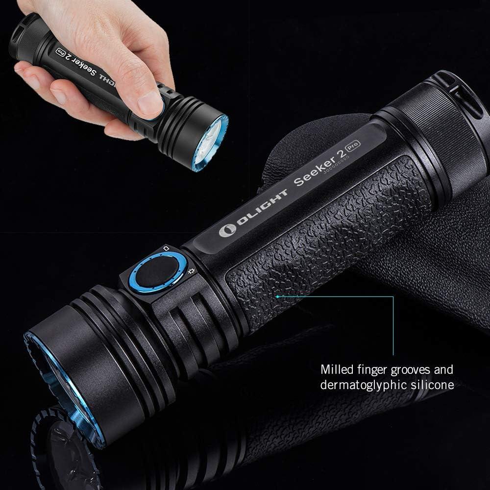 Olight Flashlight Charging Dock Torch L-Dock Kit for Olight Seeker 2 Pro