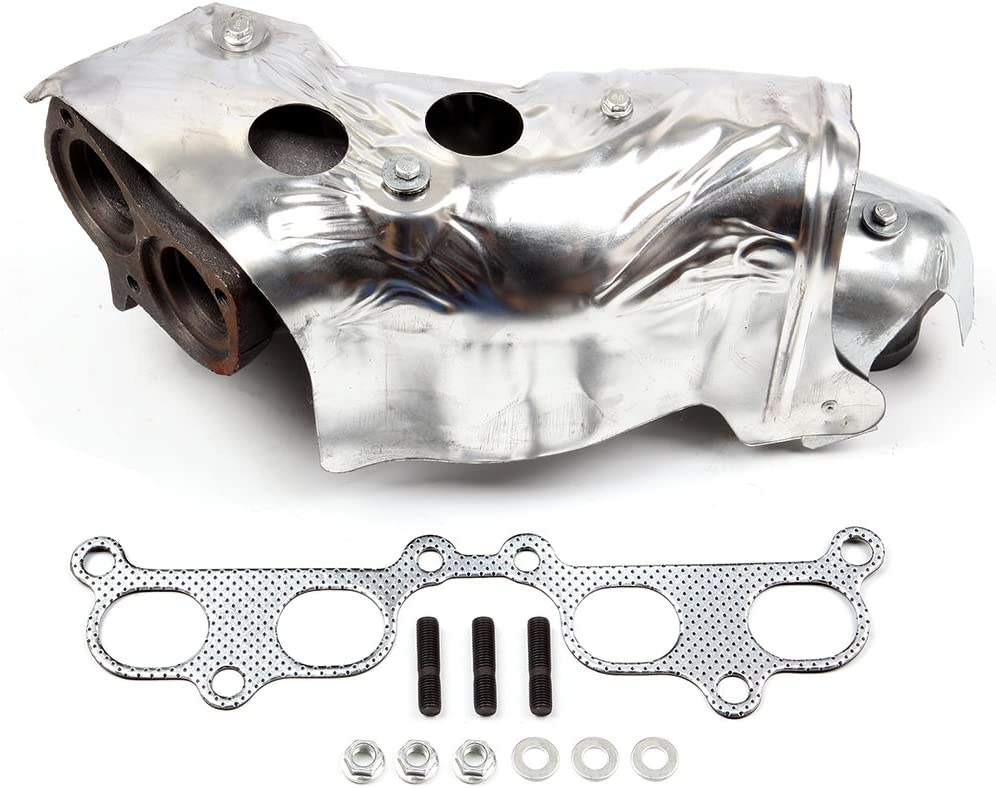 CCIYU Exhaust Manifold /& Gasket Kit Fits for Toyota 4Runner Tacoma T100 Truck 2.4L 2.7L
