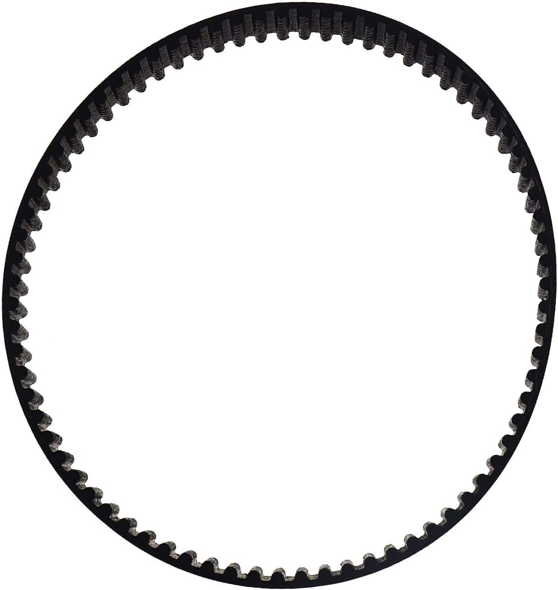 2pcs Rubber Planer Drive Belt HTD-3M-225 Compatible with Bosch PHO 15-82 PHO 16-82 PHO 20-82 0.35 Width