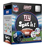new york giants puzzle - MasterPieces NFL Sports Spot It Games, Blue, 6