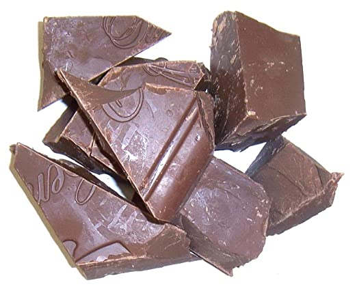 Block of Milk Chocolate