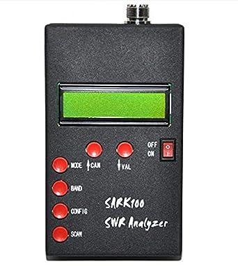 En Sark100 analizador medidor de antena y Hobbists 1 – 60 mhz ...