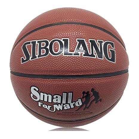 BS-Basket-6 Baloncesto 7# Microfibra Textura de Cuero Peludo ...