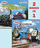 Race to Callan Castle/The Best Engines Ever! (Thomas & Friends) (Pictureback Books)