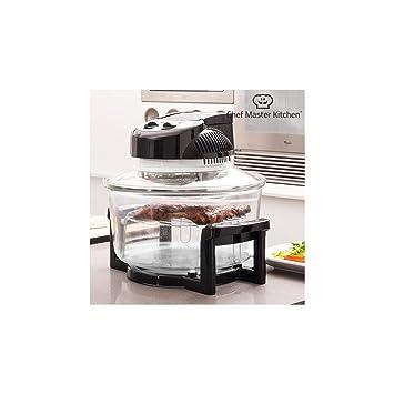 Chef Master Kitchen CMK - Horno de convección, 1400 W