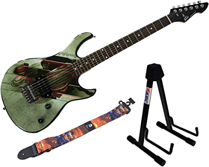 Peavey Man of Steel Superman Rockmaster - Guitarra eléctrica con ...
