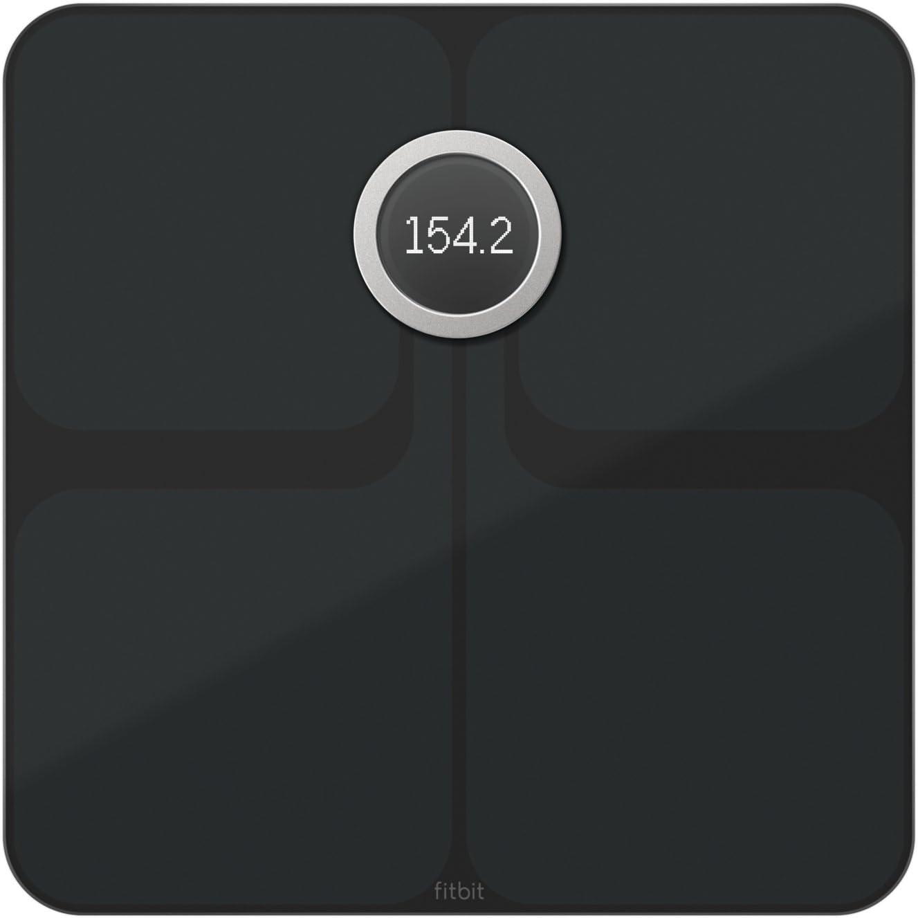 Fitbit Aria 2 Balance Wi-Fi Intelligente Compteur de Calories Mixte Adulte