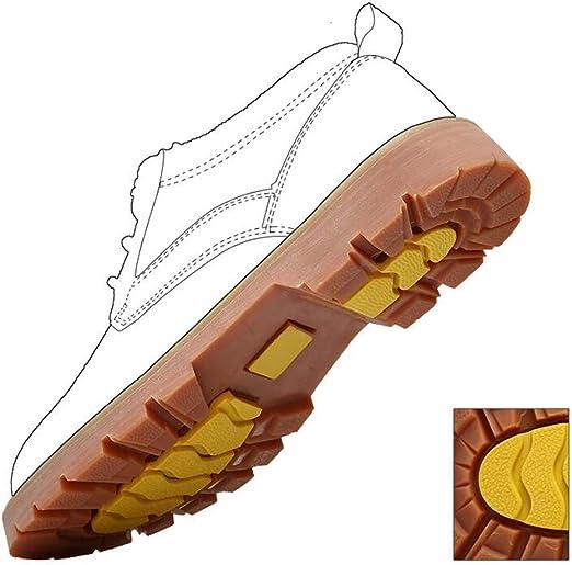 ABC YIXINY LAB 8819 Zapatos de Piel para Hombre
