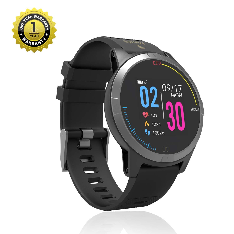 MevoFit Race-Thrust ECG-Smart-Watch for Fitness