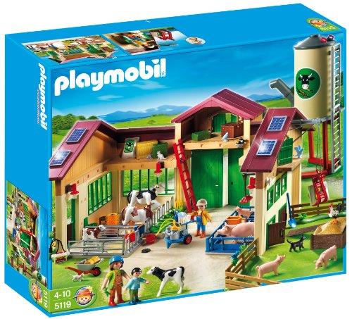 PLAYMOBIL Barn with Silo