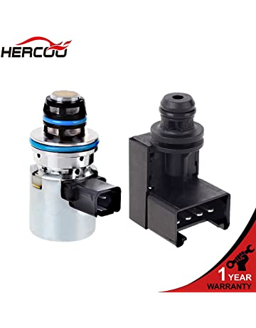 HERCOO Transmission Pressure Sensor & Governor Pressure Solenoid Kit 4617210 A518 42RE 44RE 46RE 47RE Compatible