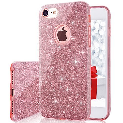 Milprox Layer Hybrid Glitter iPhone