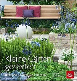 Kleine Gärten gestalten: Reihenhaus Vorgarten Innenhof: Amazon.de ...