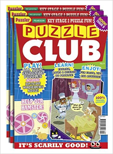 Buy Puzzle Club issue 9 half-class pack (15) (Puzzler Media