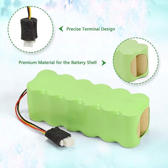 POWERGIANT 14.4V 3.0Ah Ni-MH Batería para Samsung Navibot DJ96-00136B DJ96-00113C SR8855 SR8845 SR8750 SR8730 SR8825 SR8874 VCR8845 VCR8895: Amazon.es: Bricolaje y herramientas