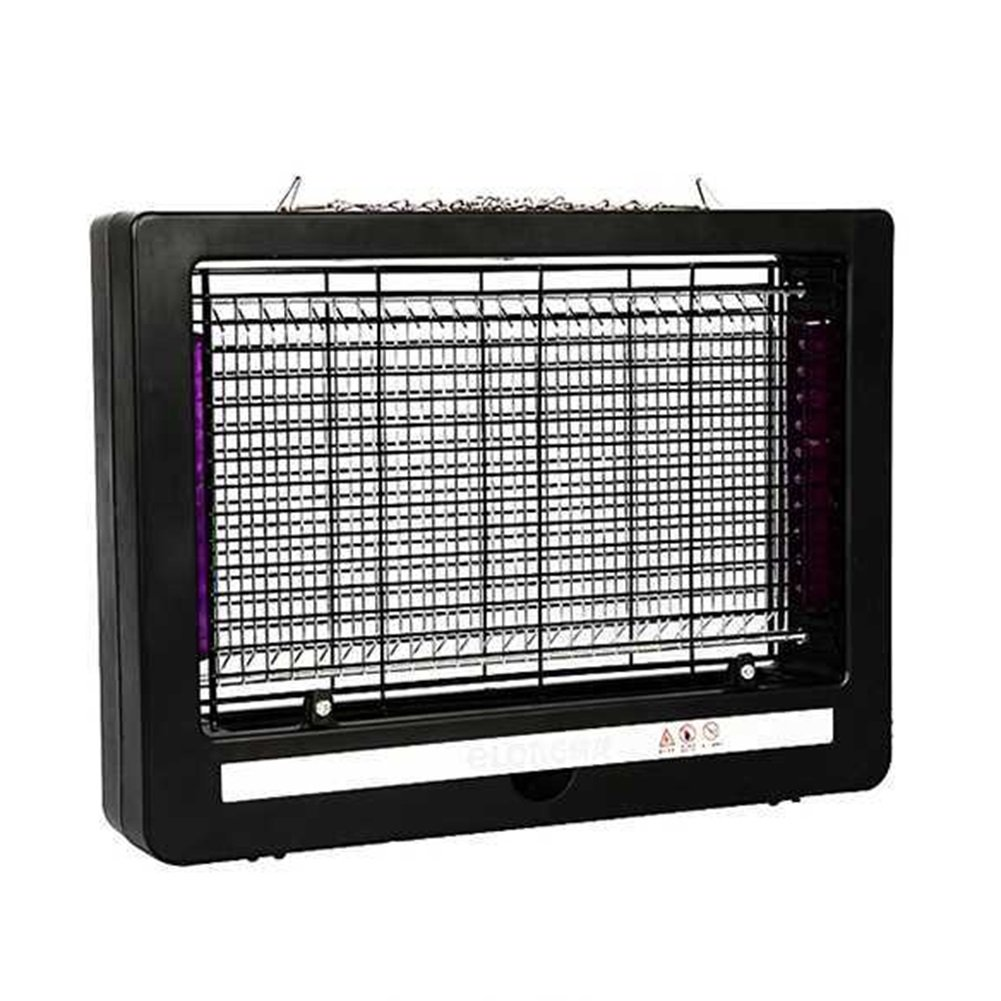 LIQICAI Insektenvernichter ABS UV Gebläsesauger LED Fliegenfalle ...