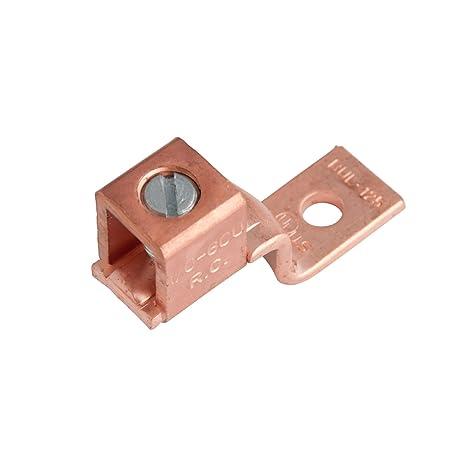 Amazon.com: Gardner Bender gta-2/0 aluminio mecánico Lugs ...