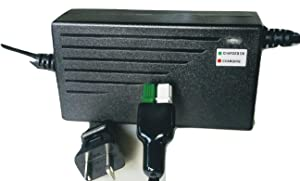 EfficientV 36V Replacement Charger for Black Decker ETPCA-P360080U 90547460/90604959 Lawnmower Models SPCM1936 CM1936 CM1836