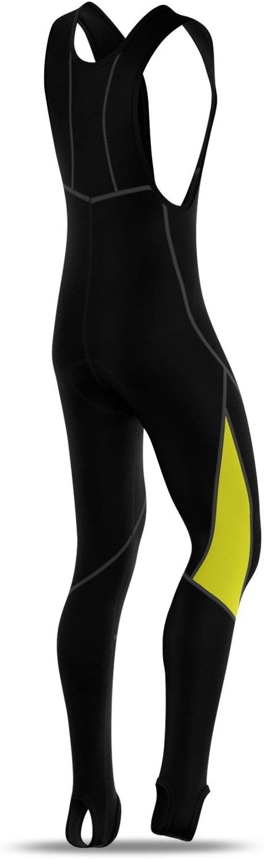 XXL Homme Hiver Cyclisme Serré Pantalon Coolmax Rembourré Legging-Taille S-M-L-XL
