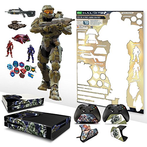 Controller Gear Halo Ultimate Gaming Skin
