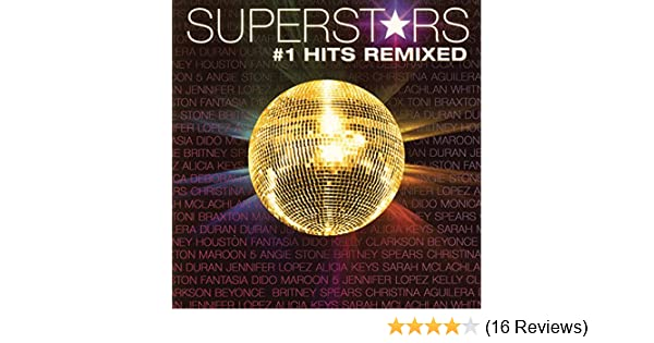 Various superstars 1 hits remixed amazon music stopboris Image collections