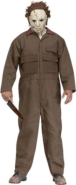 Amazon.com: Disfraz de Michael Myers para adultos: Toys & Games