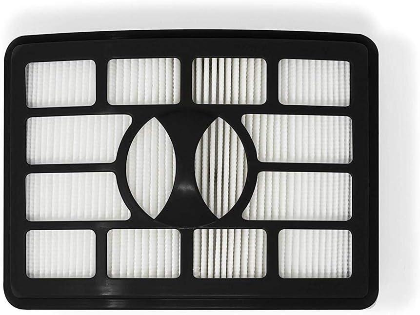 Eztronics Corp 2 HEPA Filter Part # XFH500 /& XFF500 2 Foam Flet Filter Kit for Shark Rotator Pro Lift-Away NV500 NV501 NV505 NV552 HEPA Filter /& Foam Filter Kit