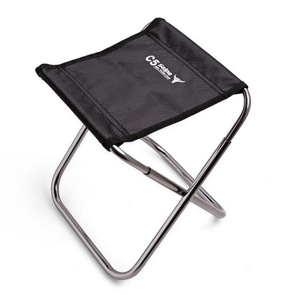 ZHDNG Klappstuhl im Freien Moon Chair Angeln Camping Portable Freizeit zusammenklappbar