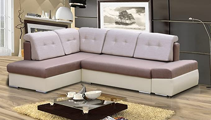 Rabatti Möbeltrend Hari Can Dormir sofá con función Dormir ...