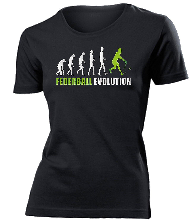 Badminton Fan Sport shirt tshirt Fanartikel Fanshirt Frauen turniershirt Shop Sportbekleidung Damen T-Shirts