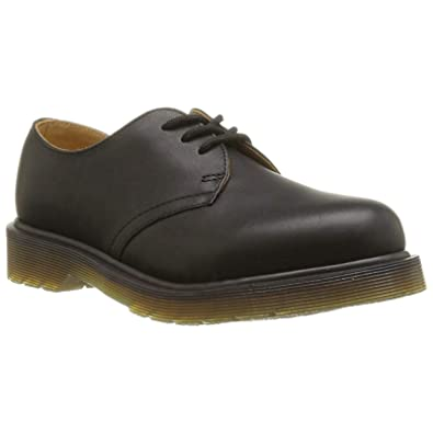 Dr. Martens Unisex s 1461 MONO Smooth BLACK Oxford  Amazon.co.uk ... e2f0d726f05