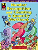 img - for Tutor Books Number Recognition and Counting & Quantity Workbook book / textbook / text book