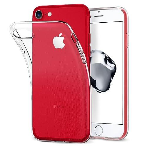 ec270701da iPhone 7 Case, Spigen¨ [Liquid Crystal] Ultra THIN Premium TPU Silicone [