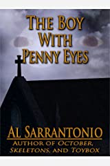 The Boy With Penny Eyes Kindle Edition
