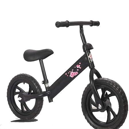 ZLY No Pedals Balance BikeJuguetes para Niños De 2 A 6 Años De ...