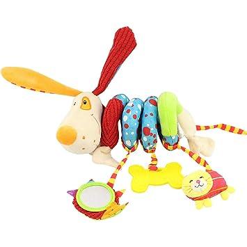 Juguetes Colgantes Espiral Animales Cuna Cochecito Carrito Bebés ...