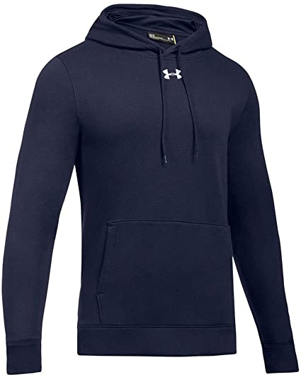 Under Armour Men s UA Hustle Fleece Hoodie (X-Large, Midnight Navy) 202f23fdb6
