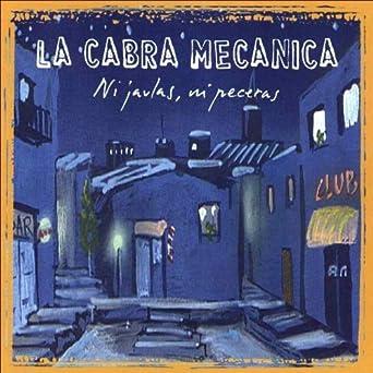 LA CABRA MECÁNICA - Ni jaulas, ni peceras [DVD]: Amazon.es: Cine y Series TV