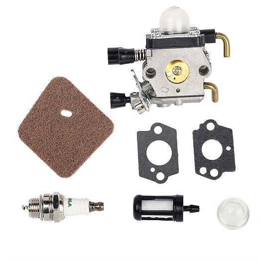 Carburador con juntas de Beehive Filter para recortadoras Stihl ...