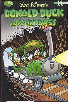 Donald Duck Adventures Volume 14