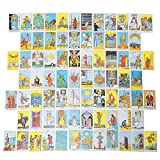 MagicSeer Classic Design Tarot Cards Deck with