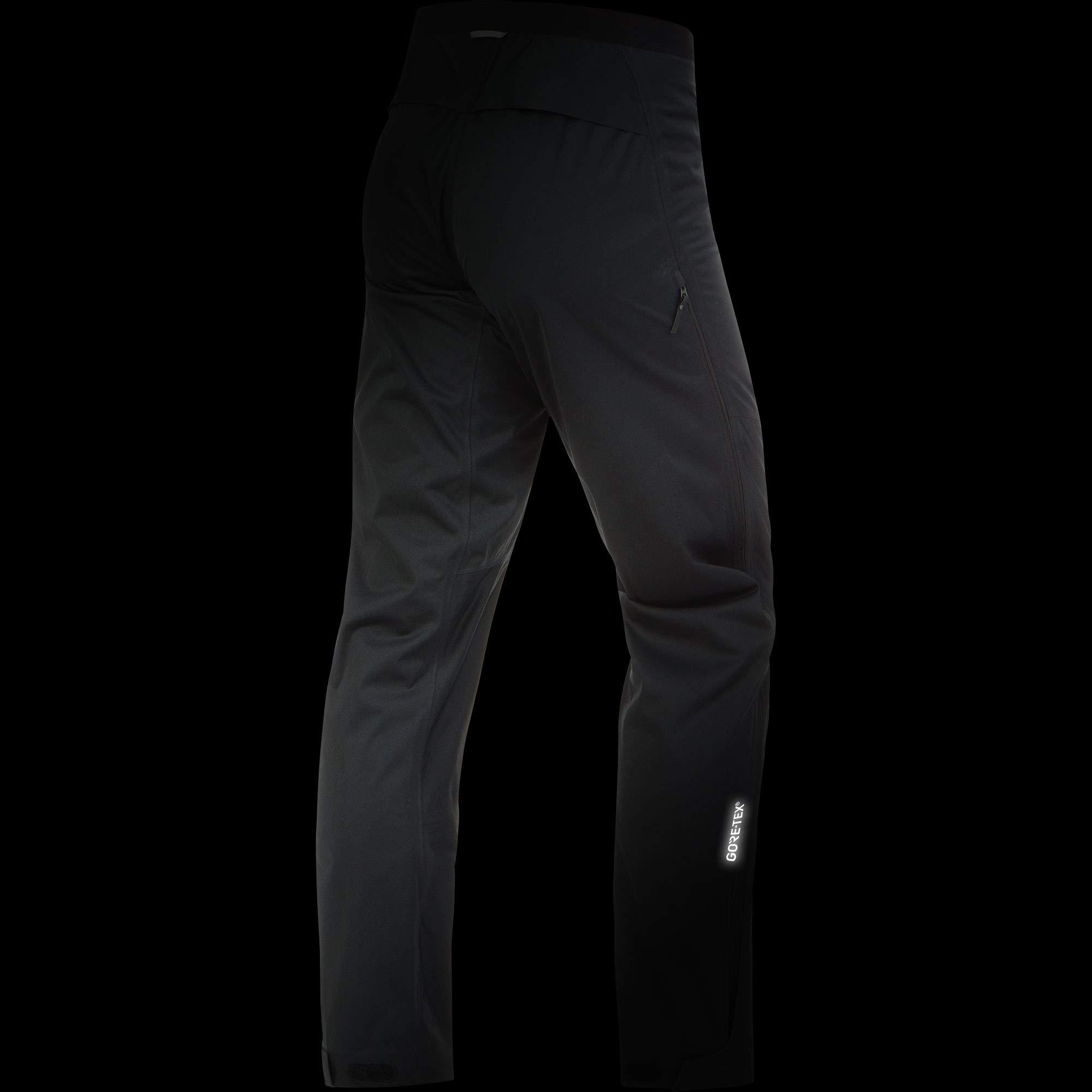 Gore Men's R3 Gtx Active Pants,  black,  L by GORE WEAR (Image #5)