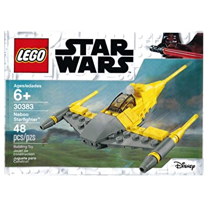 LEGO Naboo Starfighter: Toys & Games