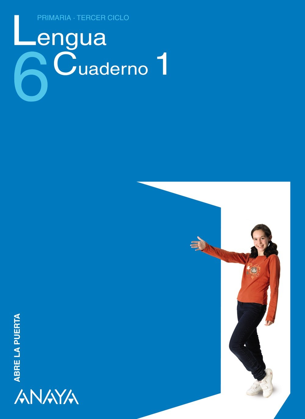 Lengua 6. Cuaderno 1. (Spanish) Paperback