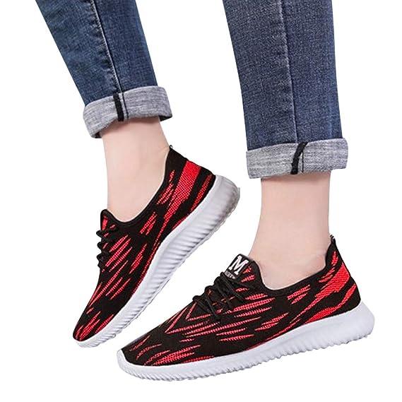 Btruely Zapatillas de Running Padel para Hombres Zapatos ...