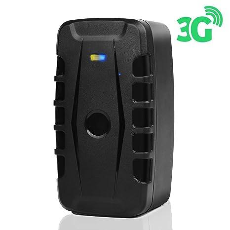 Localizador GPS 3G - Antirrobo, Seguro para Remolque y Coche ...