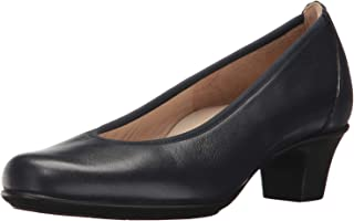 product image for SAS Womens Milano Leather Closed Toe Classic Pumps