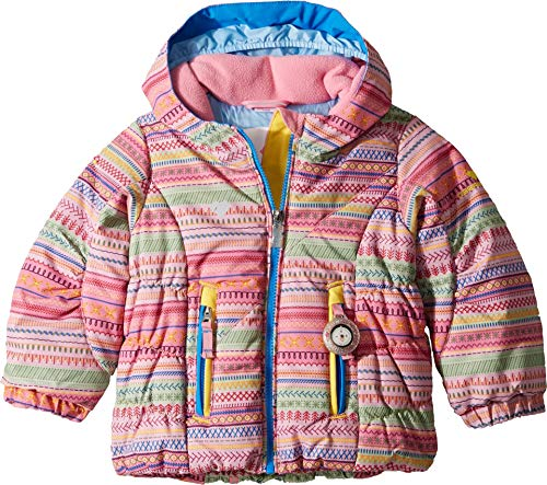 Obermeyer Kids Baby Girl's Cakewalk Jacket (Toddler/Little Kids/Big Kids) Hope Chest Print 6 ()