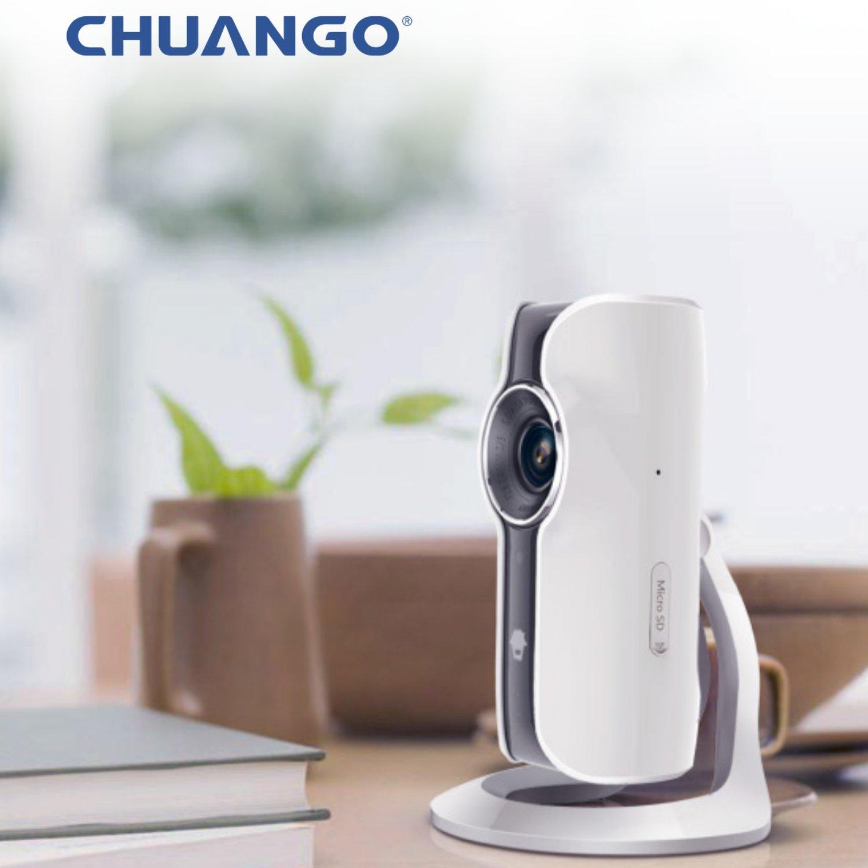 Chuango IP116 Plus - Cámara IP WiFi para video verificación ...