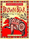Brown Bear, Kenneth Meadows, 0789428776